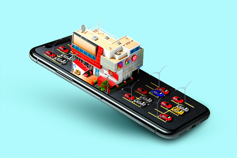 Phone Application 3D