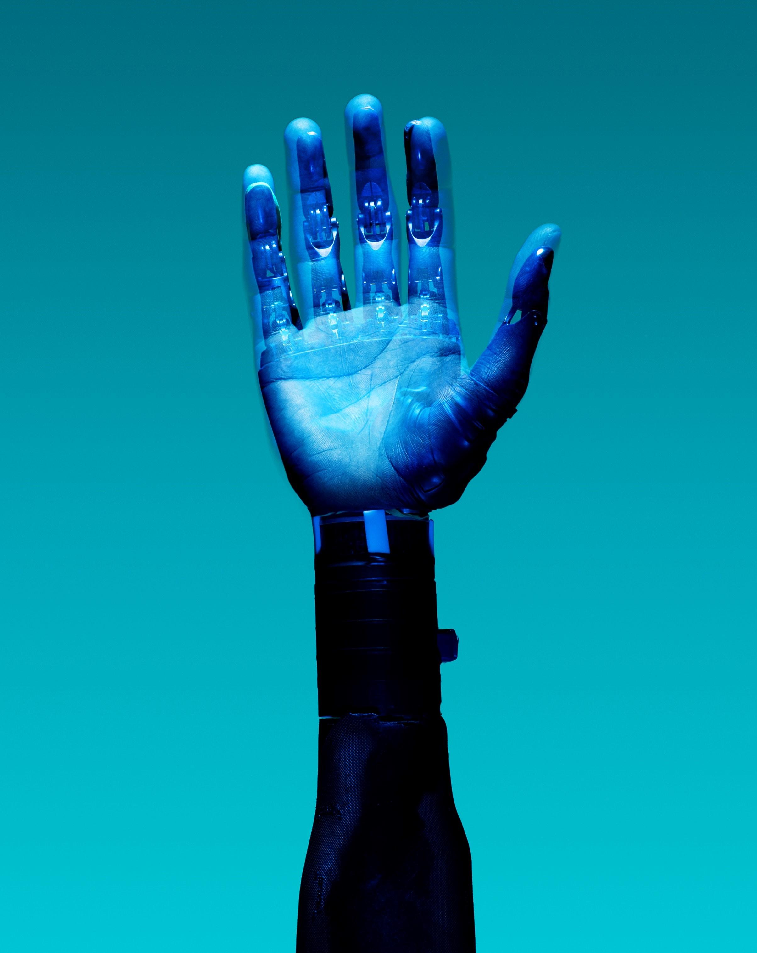 R&D Arm Blue-1